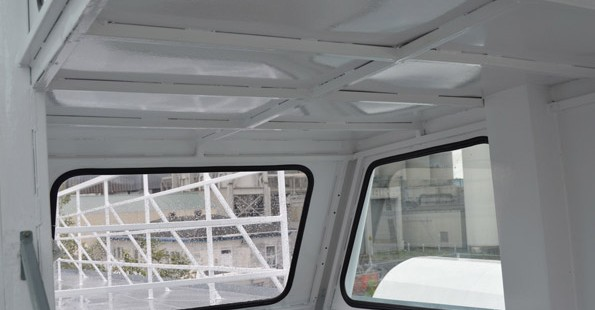 INTERIOR VIEW OF COUDRIER 2
